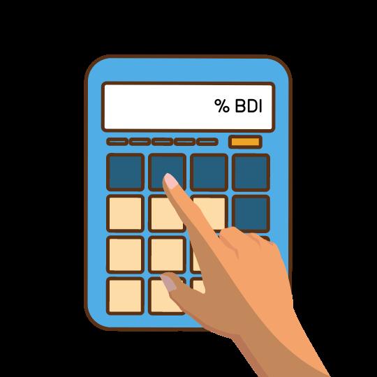 Como calcular o BDI