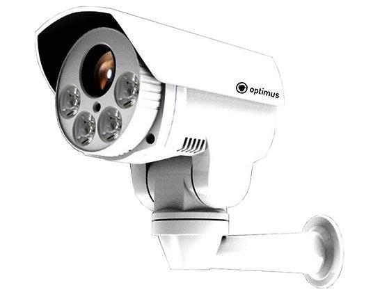 AHD-H082.1(4x) AHD видеокамера 2.1 Мп, ИК-50м, 12В