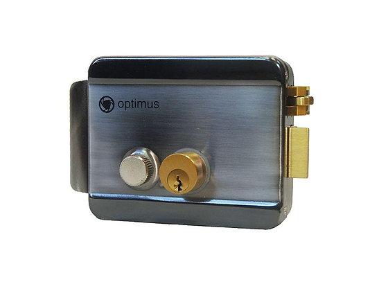 Optimus EMR-02 (хром) Электромеханический замок