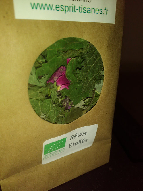 Rêves étoilés - Tisane en mélange
