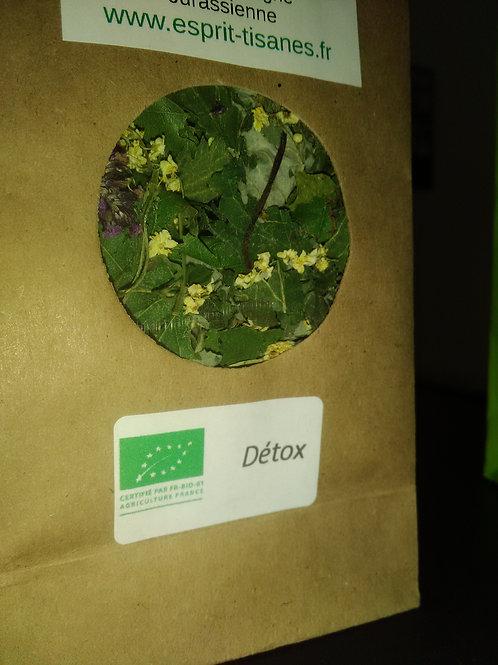 Détox - Tisane en mélange