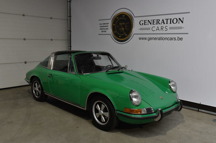 Porsche 911 T1969 € 64.500