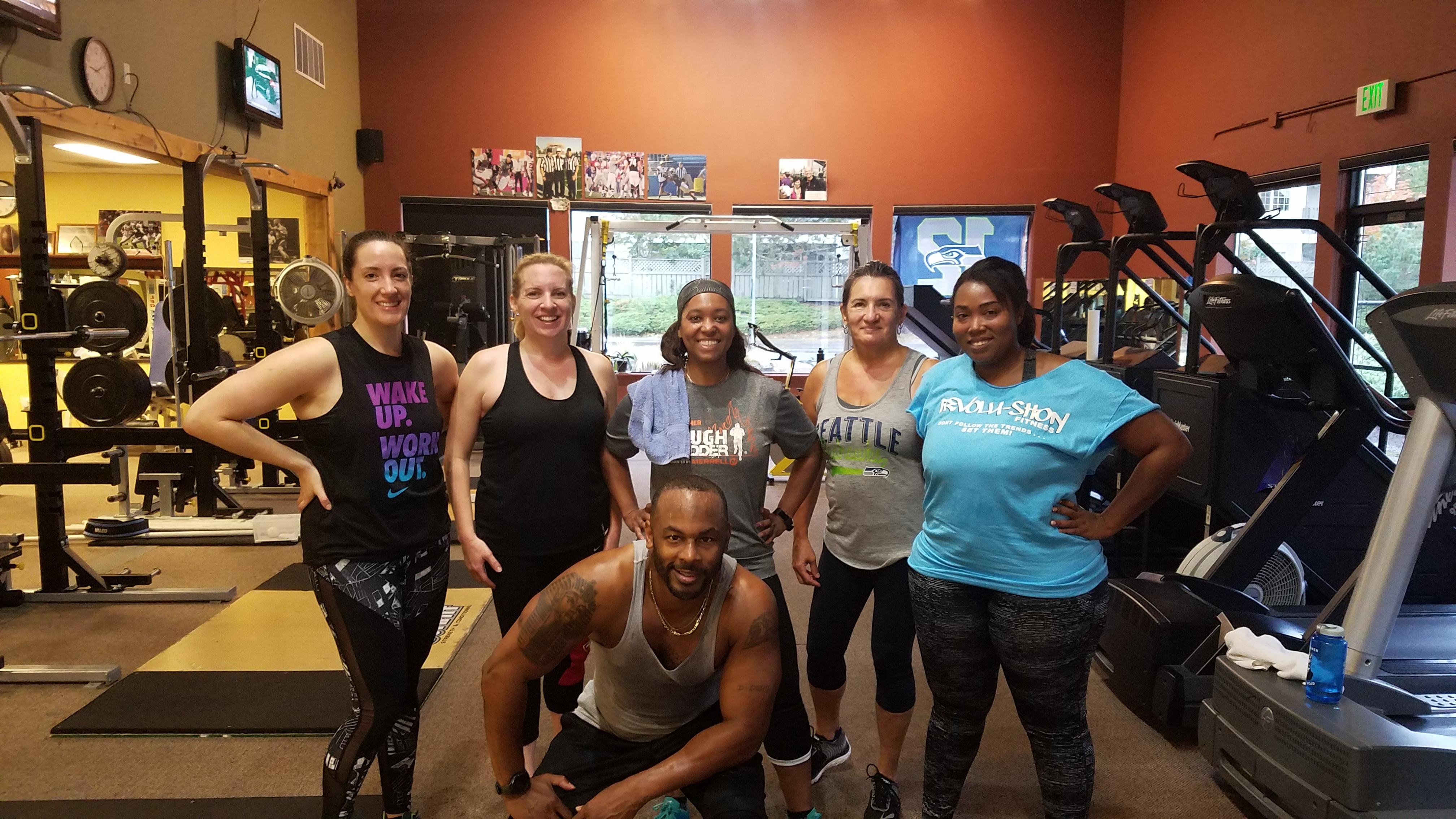 Women's Weekend Workout