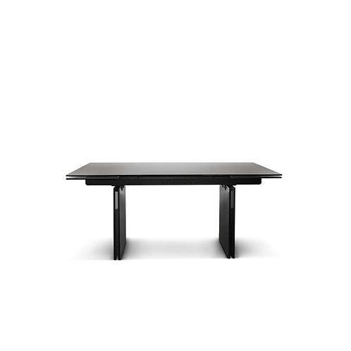Nettuno Glass extension table
