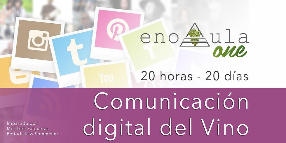 Comunicación digital del Vino
