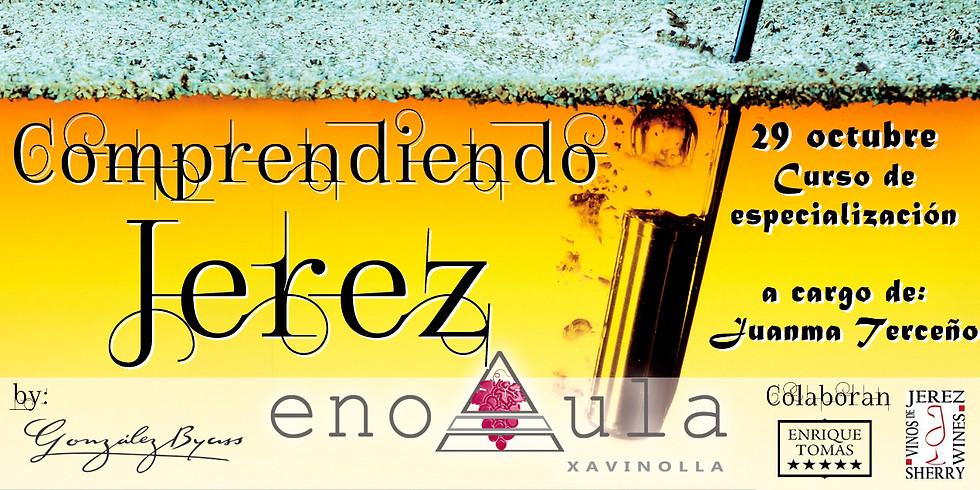 15% COMPRENDIENDO JEREZ by Gonzalez Byass