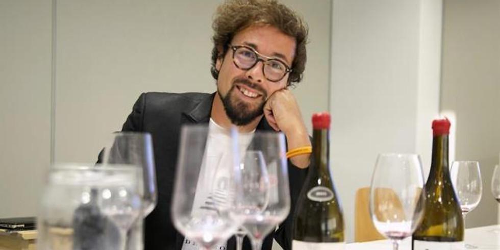 """MASTER OF WINE  """"EL RETO"""" de Fernando Mora"""