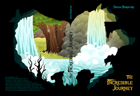 The Incredible Journey Book Cover