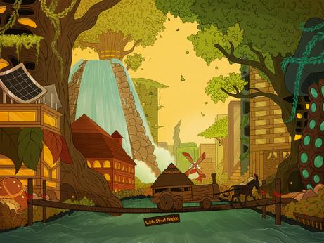 A Natural Chi-Town
