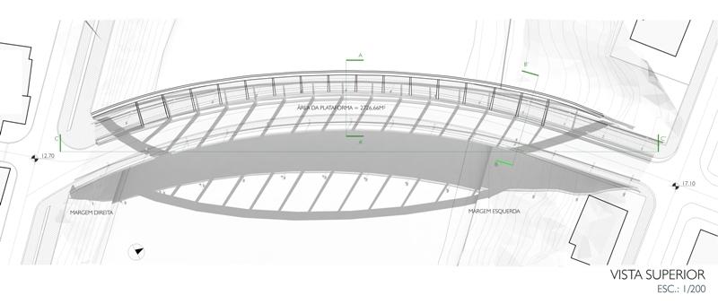 3. planta baixa, ponte