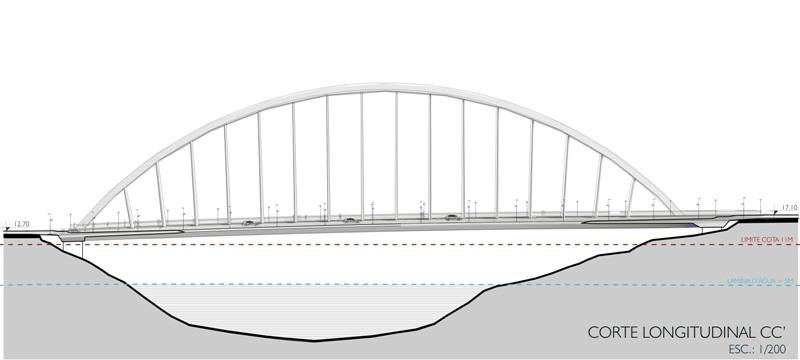4. elevação, ponte