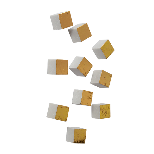 Cubic, Gold