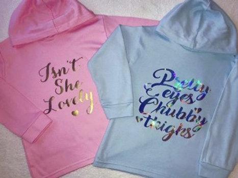 Kids Thinner hoodie
