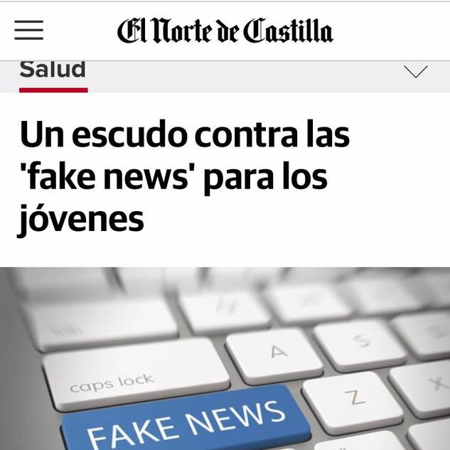 Un escudo contra las Fake News para los jóvenes