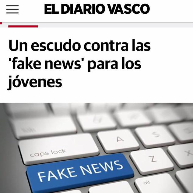 Un escudo contra las Fake News para jóvenes
