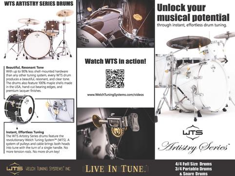 NAMM Show Brochure