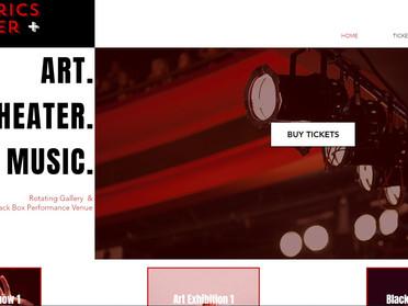 Sample 4 Page Website