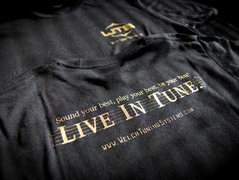 NAMM Show Team Shirts