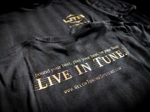 Team Shirts for NAMM Show