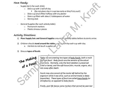 Teacher's Activity Guide
