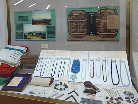 Rocky Mountain Fur Trade Exhibit
