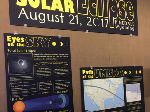 Total Solar Eclipse Exhibit