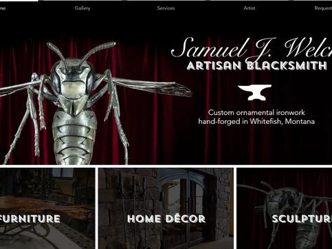 Samuel J. Welch Website