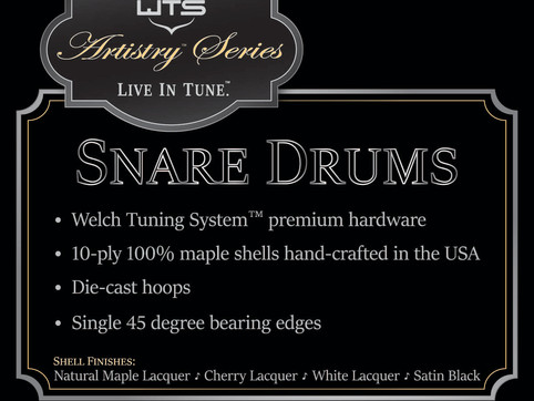 NAMM Show Drum Kit Signage