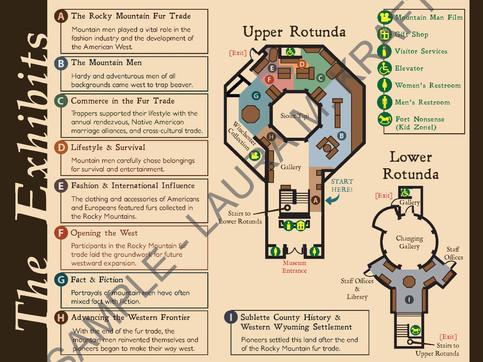 Gallery Guide (side B)