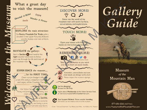 Gallery Guide (side A)