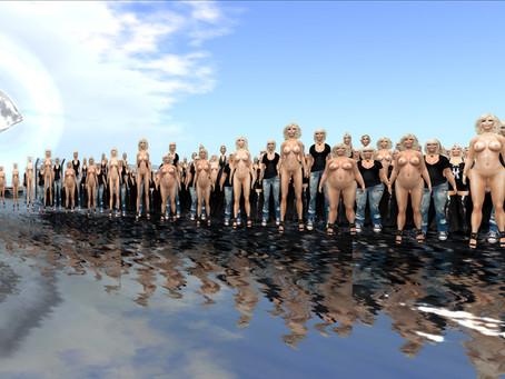 Saying Good-bye… to Second Life stuff!
