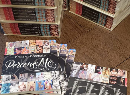 Perceive Me - Soft Cover Catalogs NOW Available