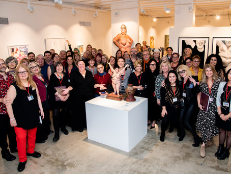 Perceive Me - Opening Reception Photo Essay