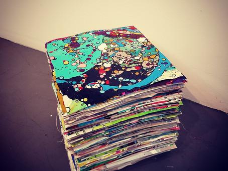 Art Notebook- work in process