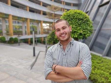 Ambassador in Focus: Daniel