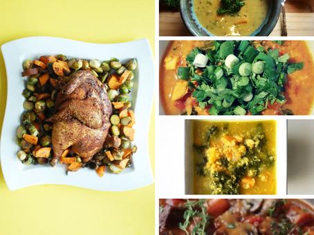 5 Gut Healing Recipes for Fall