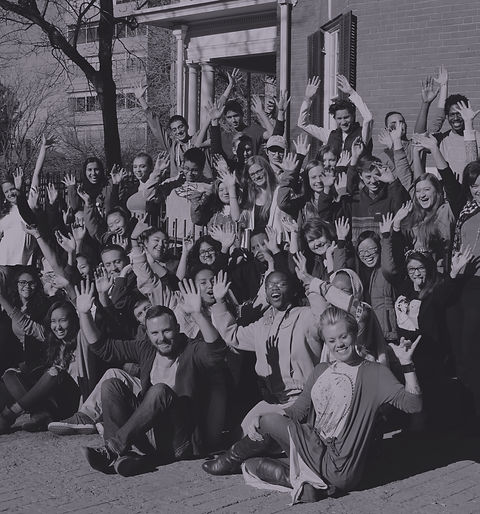 YR Urban Immersion 2017 arms up- BW crop