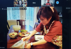 February Korean Cooking Workshop