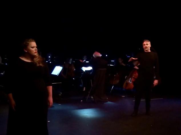 Die Walküre, Manhattan Opera Studio, 201