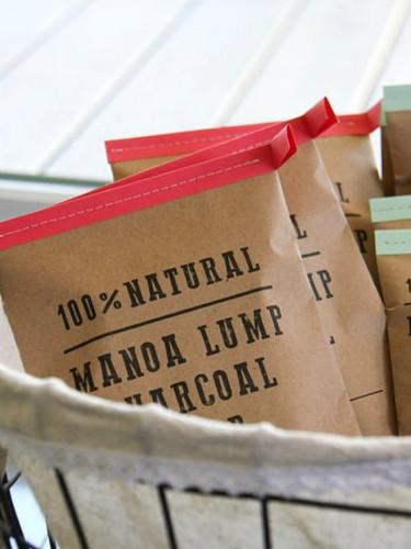 Manoa Charcoal Soap