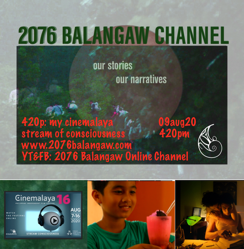 420p: My Cinemalaya Stream of Consciousn