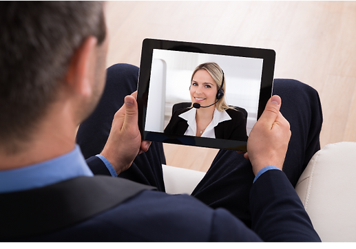 Video Chat - Tablet