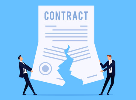Breach of Contract: What Am I Entitled To?