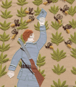 The Bees Save Me