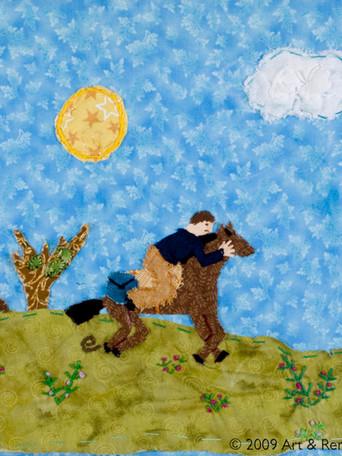 My Hero – Uncle Billy Kilmer by Alana D.