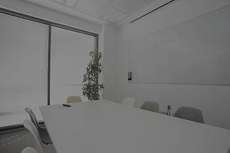 Oficina blanco y negro