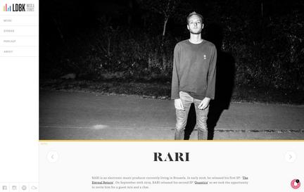 RARI - QUANTICS - EP