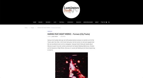 HARING - FURNACE - SINGLE