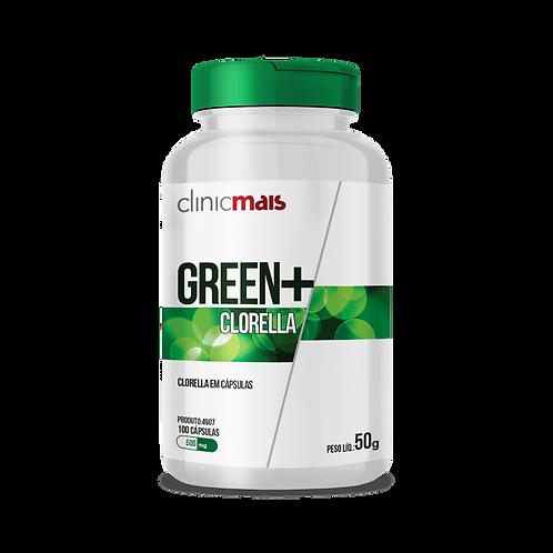 Green+ Clorella / Peso Líq.: 50g