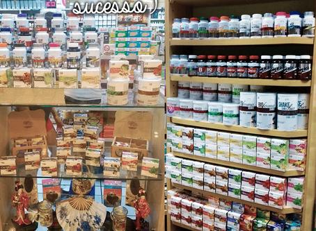 Seu sucesso é nosso sucesso - Loja Mundo Verde Shopping Via Parque - Tijuca / RJ